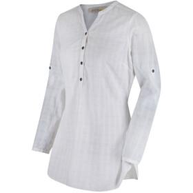 Regatta Mackayla - T-shirt manches longues Femme - blanc
